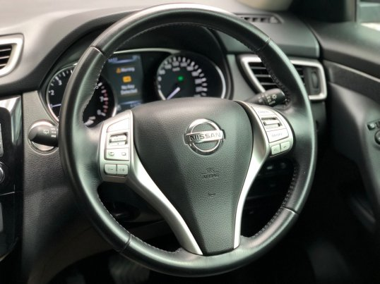 2016 Nissan X-Trail 2.0V Hev suv -13