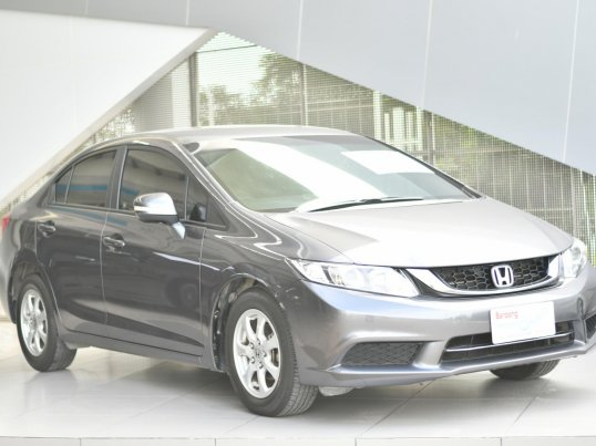 2015 Honda CIVIC S