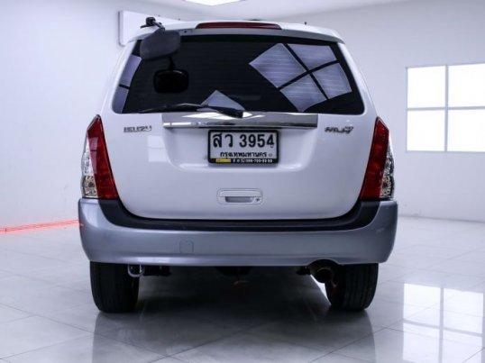 ออกรถ0บาท ฟรีดาวน์ฟรีประกัน ISUZU MU-7 3.0 4WD AT ปี 2006 (รหัส 1H-105)-5