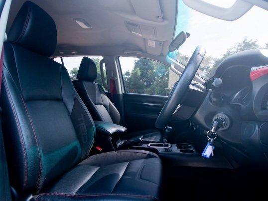 2017 Toyota Hilux Revo 2.4 Prerunner TRD Sportivo pickup -7