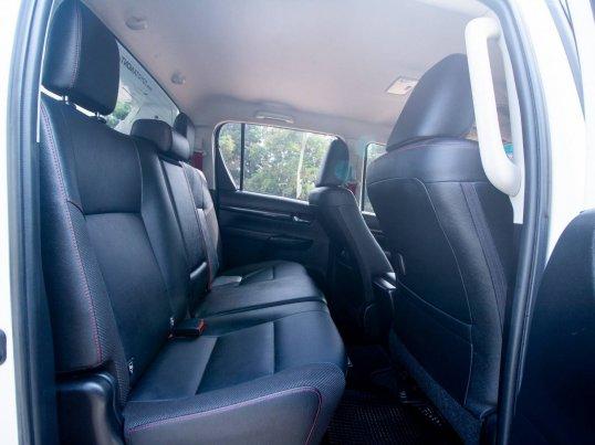 2017 Toyota Hilux Revo 2.4 Prerunner TRD Sportivo pickup -8