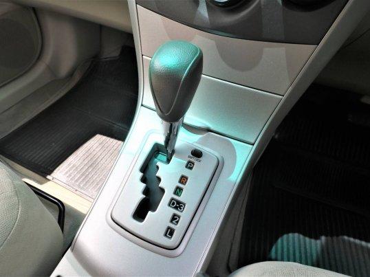 Toyota Altis 1.6 E Auto LPG ปี 2008  -11