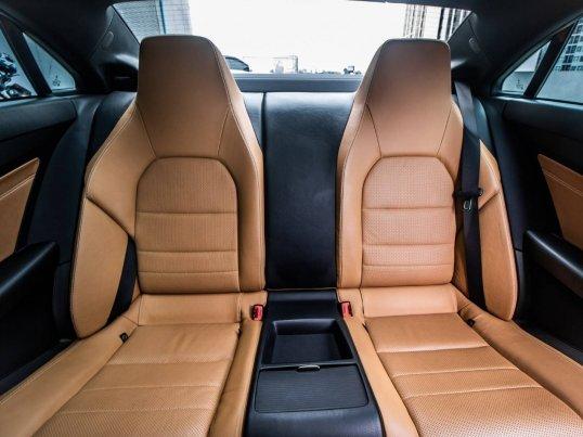 2014 Mercedes-Benz E200 Sport coupe -11