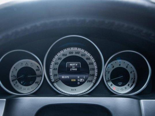 2014 Mercedes-Benz E200 Sport coupe -14