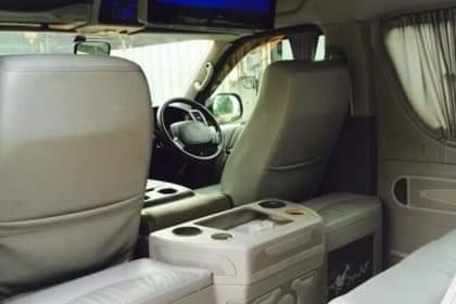 2007 Toyota COMMUTER 2.5 mpv