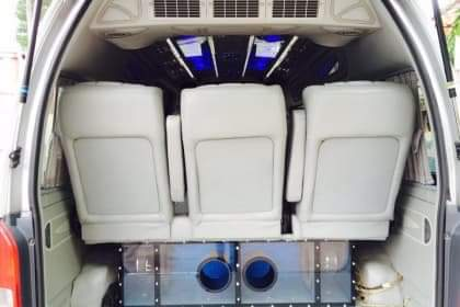 2007 Toyota COMMUTER 2.5 mpv -8