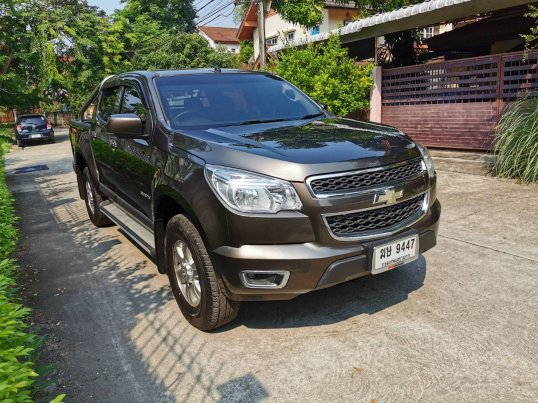 Chevrolet coloradocab4 2.8lt AT ปี2012
