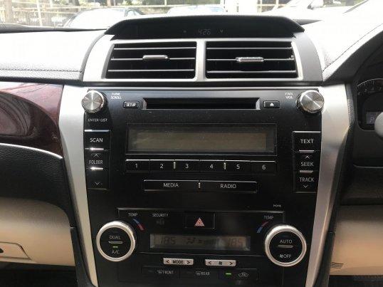 2012 Toyota CAMRY 2.0 G sedan -9