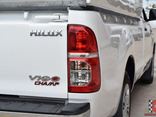 Toyota Hilux Vigo 2.5 CHAMP SINGLE (ปี 2012) J Pickup MT-5
