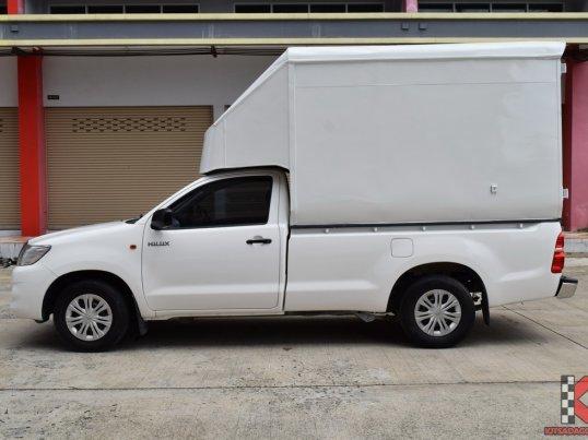 Toyota Hilux Vigo 2.5 CHAMP SINGLE (ปี 2012) J Pickup MT-4