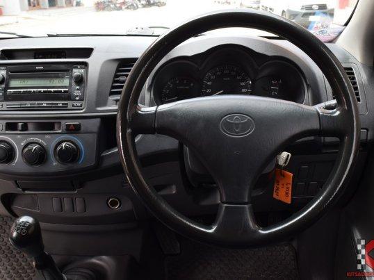 Toyota Hilux Vigo 2.5 CHAMP SINGLE (ปี 2012) J Pickup MT-8