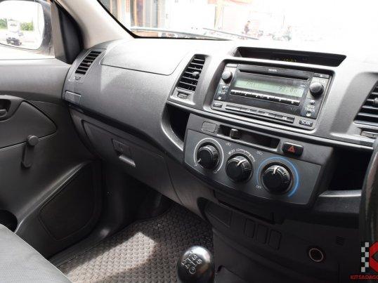 Toyota Hilux Vigo 2.5 CHAMP SINGLE (ปี 2012) J Pickup MT-9
