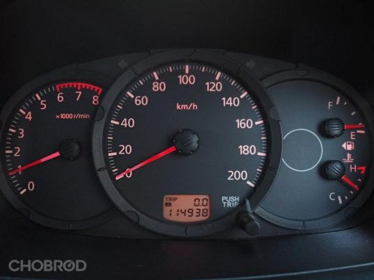 2012 Mitsubishi TRITON 2.4 GL รถกระบะ