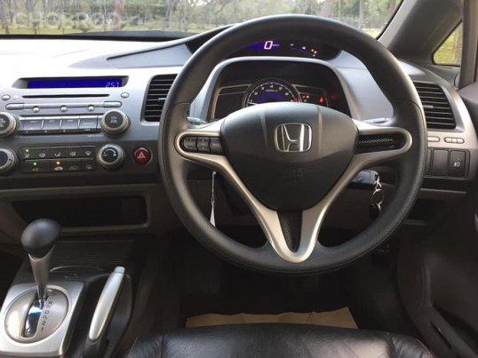 Honda Civic FD 1.8 เกียร์ออโต้ Minor Change ปี 2011