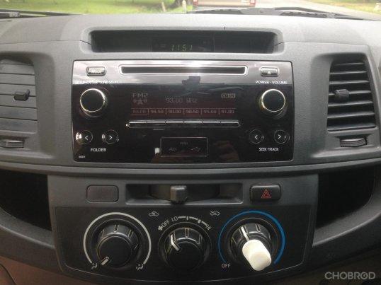 Toyota Hilux Vigo Champ Single Cab 2.5 VN Turbo ปี 2015