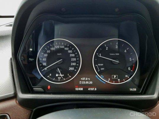 2017 BMW X1 1.8D ดีเซล M SPORT TwinPower