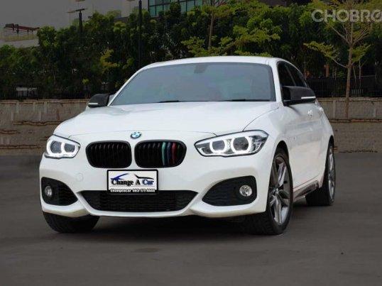 BMW 118i M Sport Twin Power Turbo อัตราเร่งดี แต่รักษ์โลก ประหยัดสุด 20 กม./ลิตร