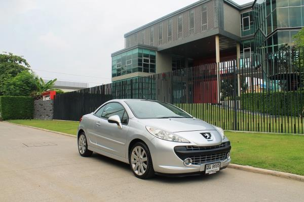 2009 PEUGEOT 207 รับประกันใช้ดี