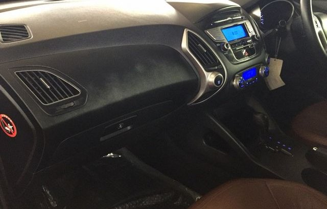 ขายรถ HYUNDAI Tucson ที่ กรุงเทพมหานคร