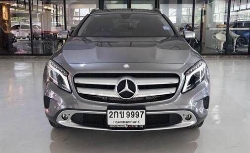 2016 Mercedes Benz GLA200 Suv