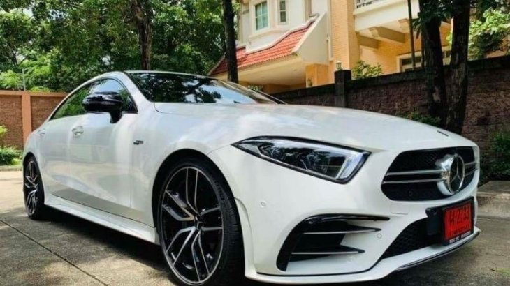 Benz #CLS53 AMG ปี 2019.