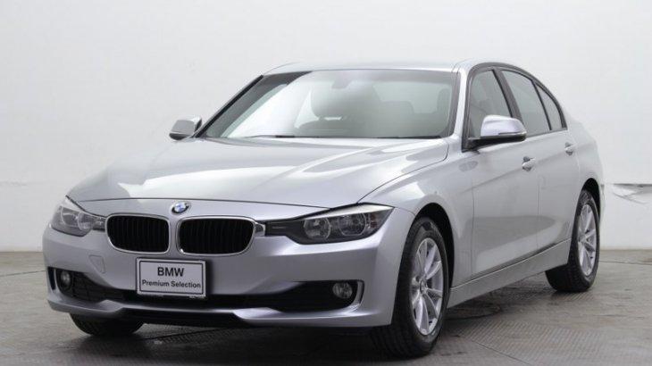2014 BMW 316i M40