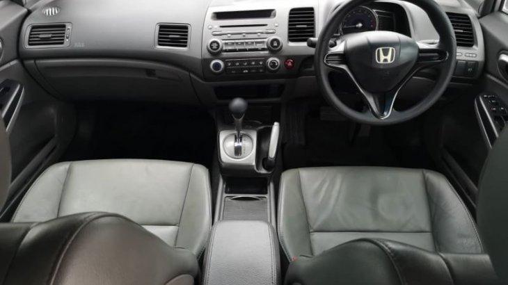 2007 Honda CIVIC 1.8 S i-VTEC sedan