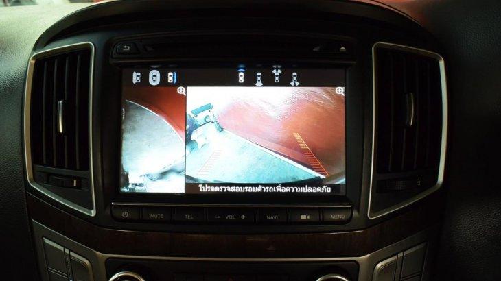 ขาย Hyundai H-1 2.5 Deluxe  ไมล์แท้7หมื่นโล ออฟชั่นเพียบ