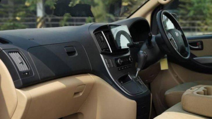 2018 Hyundai H-1 2.5 Touring ปีใหม่ที่สุดในเว็บฟรีดาวน์ รถมือสอง