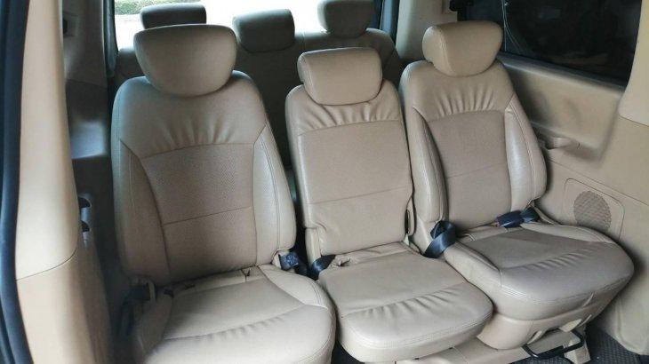 2016 Hyundai H-1 2.5 Touring รถตู้/MPV   ตลาดรถรถมือสอง