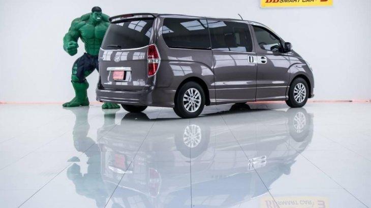 2014 Hyundai H-1 2.5 Executive รถตู้/MPV  รถยนต์มือสอง