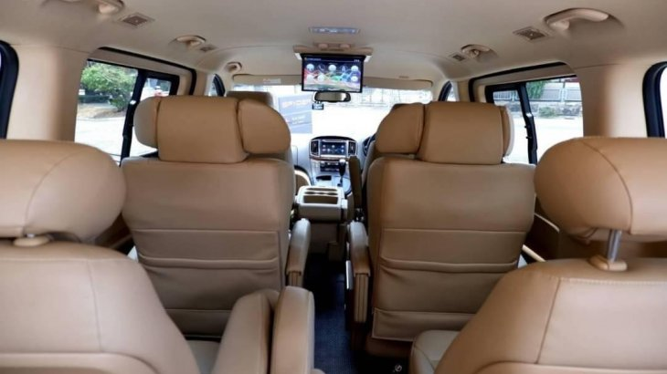 รถมือสองราคาดี Hyundai H1 Deluxe 2020.