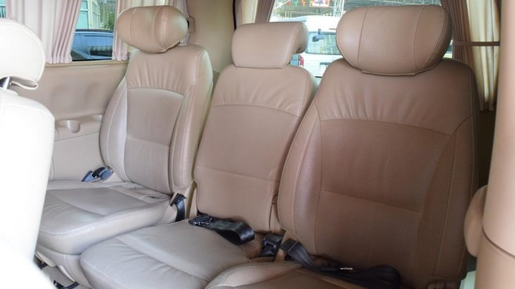 Hyundai H-1 2.5 (ปี 2017) Deluxe Van AT  รถยนต์มือสอง