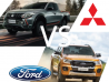 Mitsubishi Triton Athlete 2018 กับ Ford Ranger Wildtrak 2018 คันไหนควรซื้อมากกว่ากัน ?