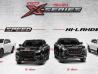 การดีไซน์ภายนอก Isuzu D-Max X-Series 2021