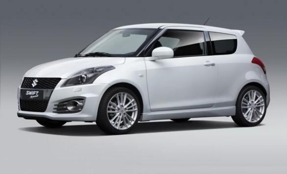 Suzuki Swift Minor Change