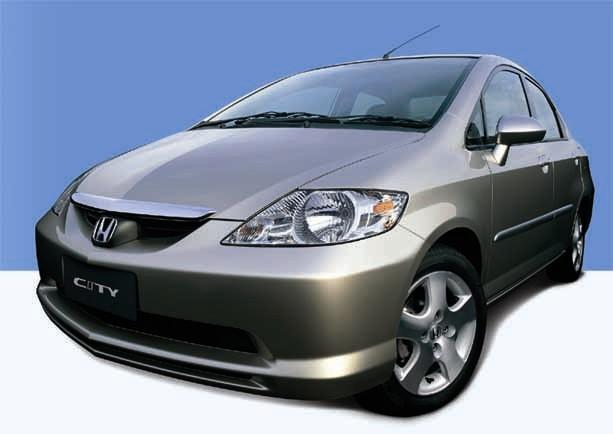 Honda ประเทศไทยเรียกคืน Honda City ปี 03-04