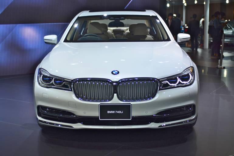 BMW NEW SERIES-7 G12 1