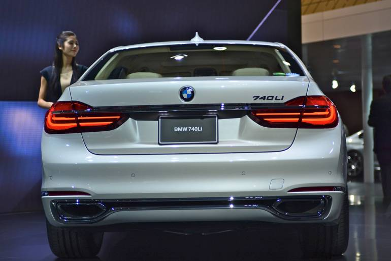 BMW NEW SERIES-7 G12 5